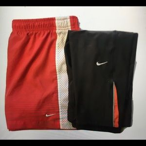 Lot of (2) Nike Women's Activewear
